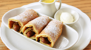 メープルシロップ&バターだけじゃない!<br>美味しいパンケーキの食べ方14選